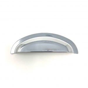 HA9125 96mm Polished Chrome Cup Handle
