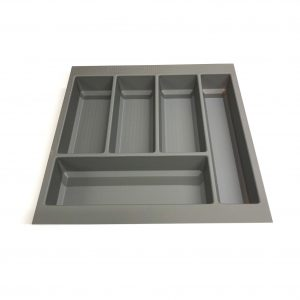 KA8003 500mm Basalt Grey Cutlery Tray for Grass Scala Drawer