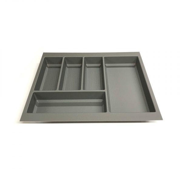 KA8004 600mm Basalt Grey Cutlery Tray for Grass Scala Drawer