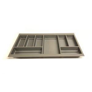 KA8005 800mm Basalt Grey Cutlery Tray for Scala Drawer