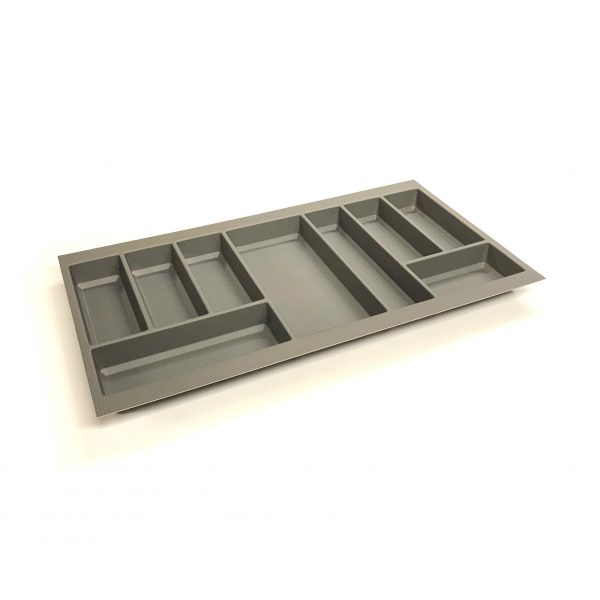 KA8006 900mm Basalt Grey Cutlery Tray for Grass Scala Drawer